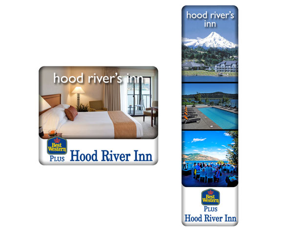 Hood River Inn Banner Ads