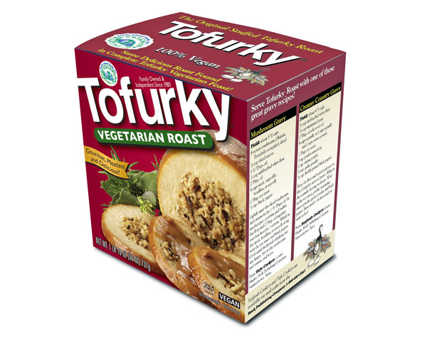Tofurky Roast Box